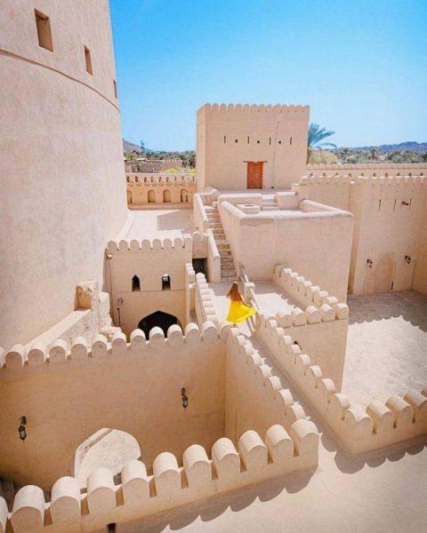 اشنایی با کشور عمان و نمادهای این کشور