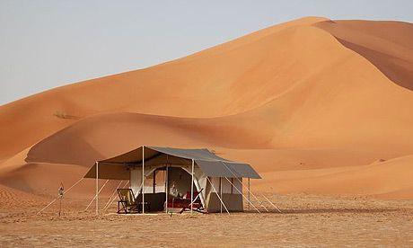 سافاری در عمان همراه با کمپهای مجهز و مدرن