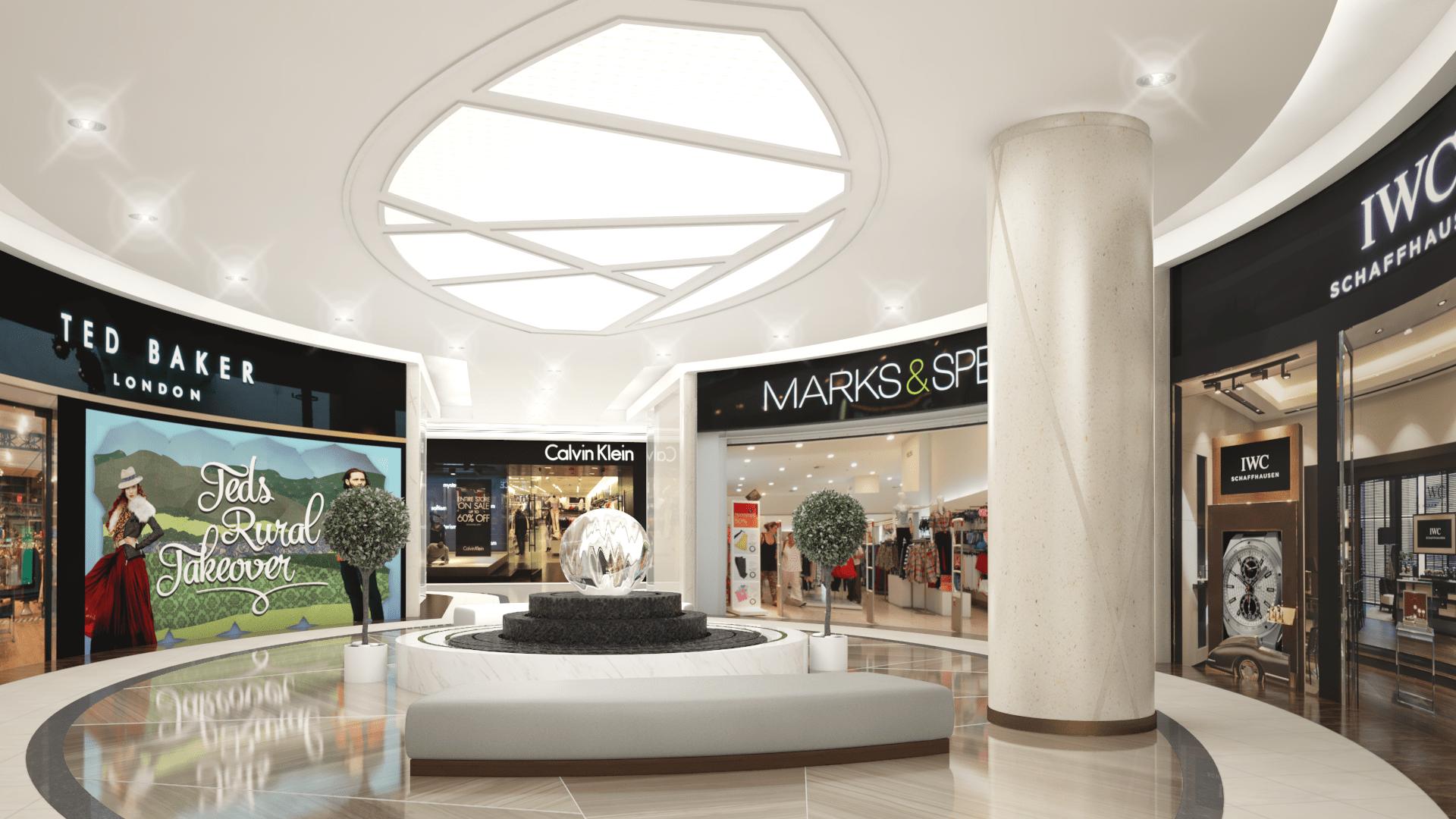 مراکز خرید لوکس عمان