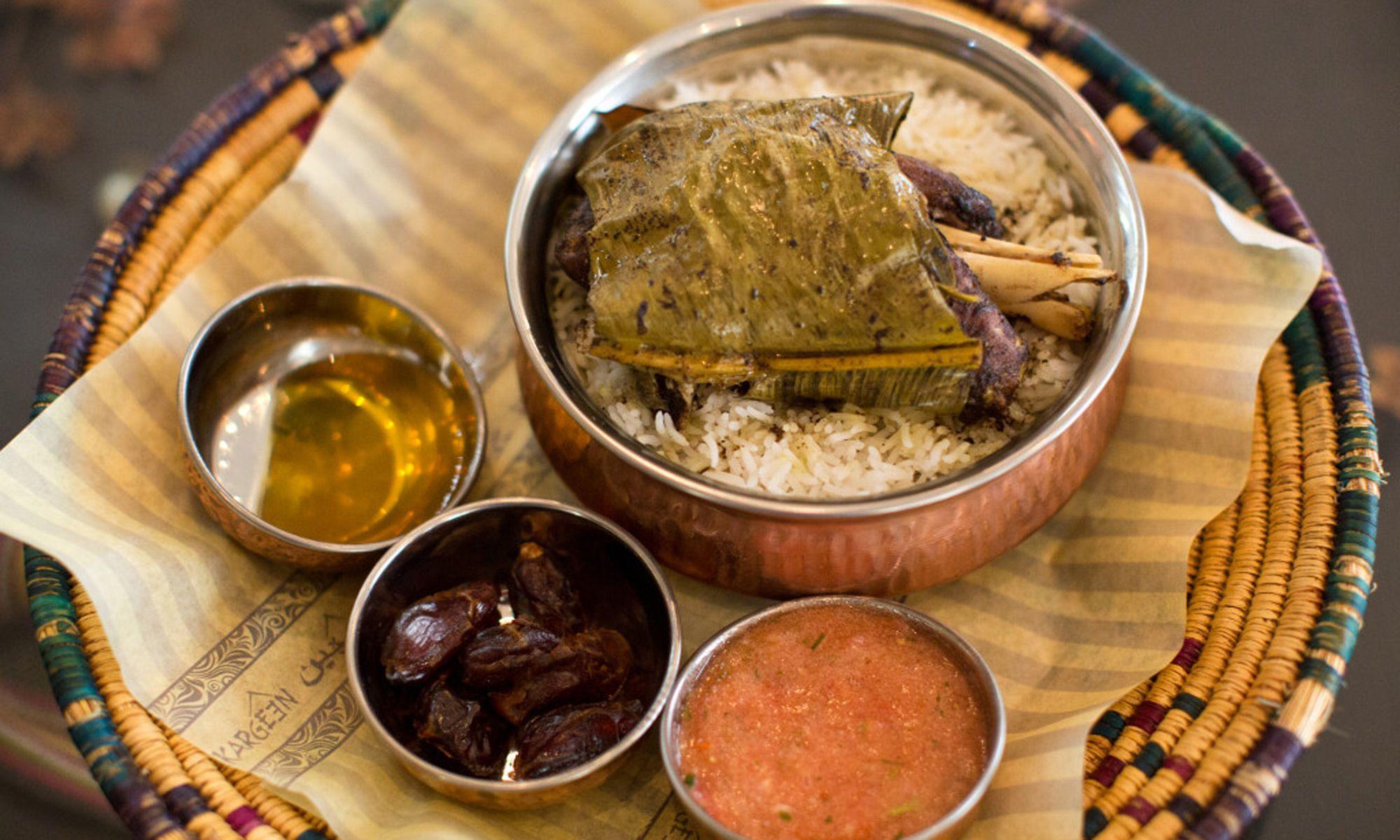 غذاهای عمانی با طعم لذیذ