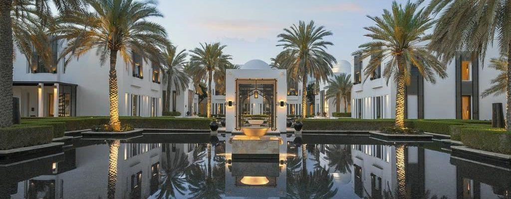 رزرو هتل های عمان-هتل چدی