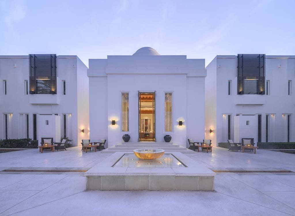هتل چدی مسقط، عمان