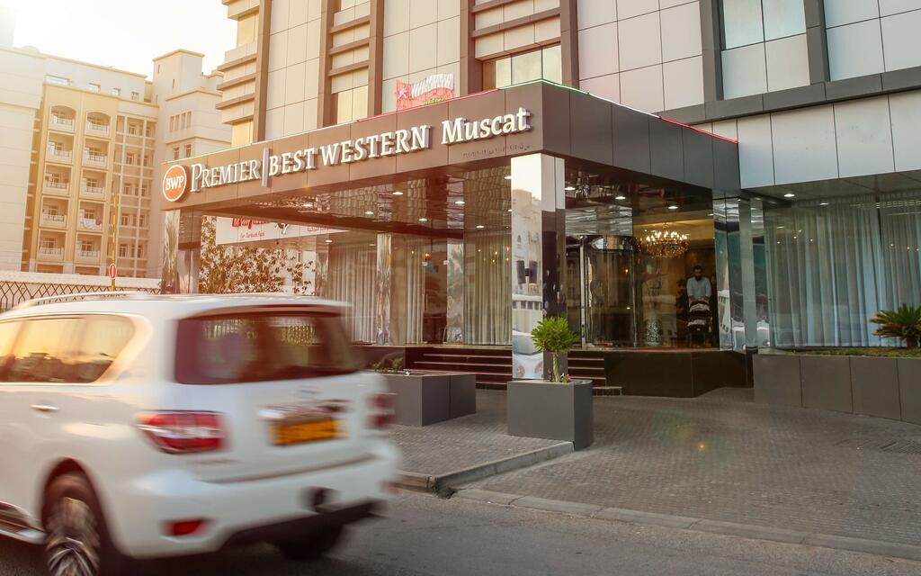 هتل بست وسترن عمان
