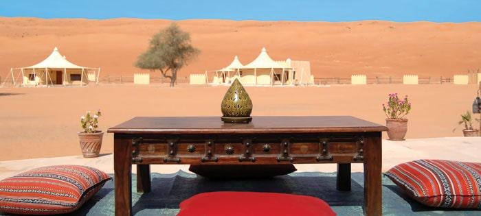 لذت سفر در سافاری عمان با امکانات کامل