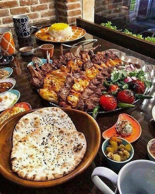 رستوران های ایرانی در عمان با کیفیت خوب و پذیرایی دلپذیر