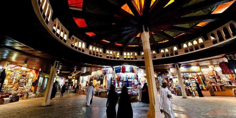 بازار مطرح مسقط از مراکز خرید ارزان عمان