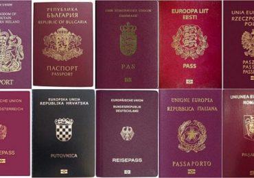 ارزش گذرنامه و اعتبار و جایگاه کشورها
