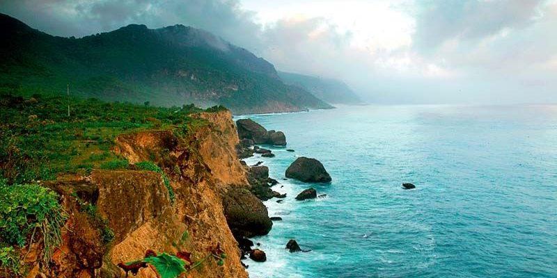 صلاله یکی از جاذبههای طبیعی عمان