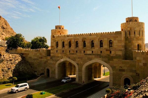 موزه دروازه مسقط عمان هنگام سفر به این کشور