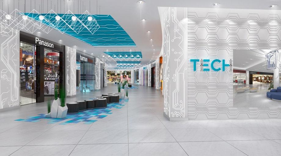 مزکز خرید اونیو مسقط عمان و یک خرید لوکس از این مرکز