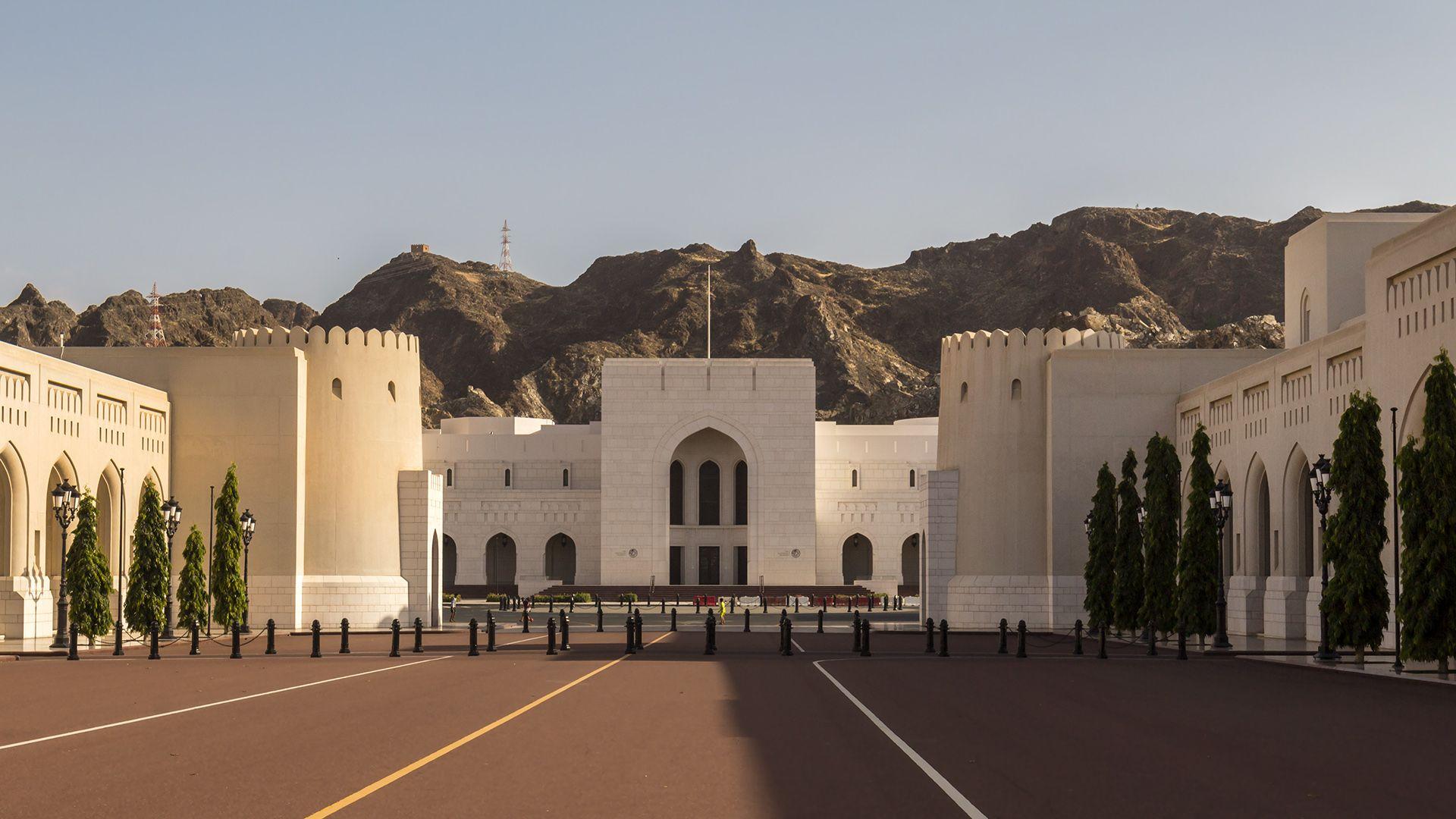 تور عمان و بازدید از موزه ملی عمان