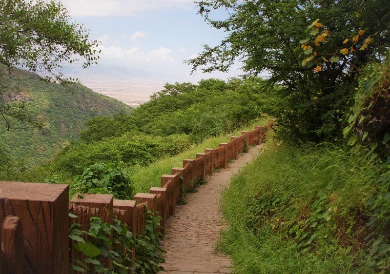 جاذبههای طبیعی صلاله عمان
