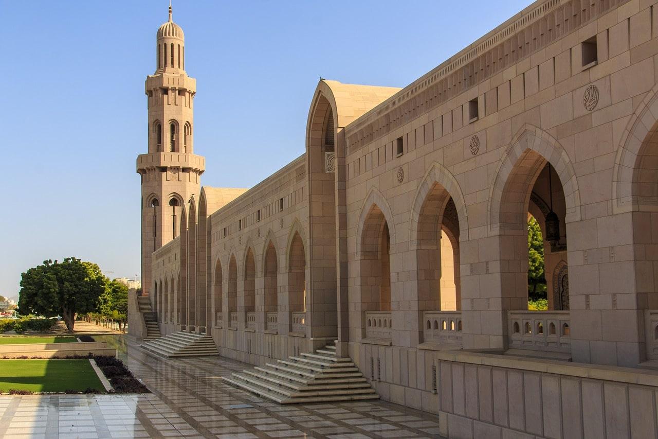 مجسمه سلطان قابوس نماد فرهنگ مردم عمان