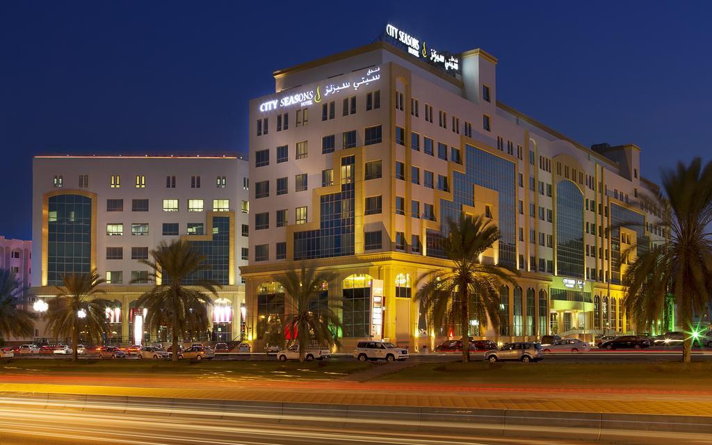 هتل سیتی سیزن مسقط،یکی از هتلهای خوب عمان