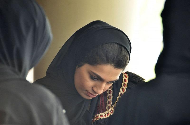 حجاب در کشور عمان