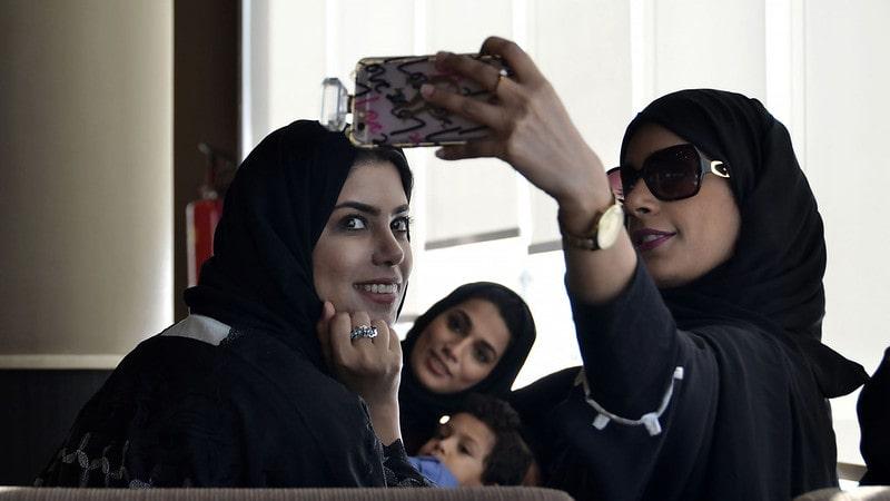 زنان عمانی و حجاب در عمان