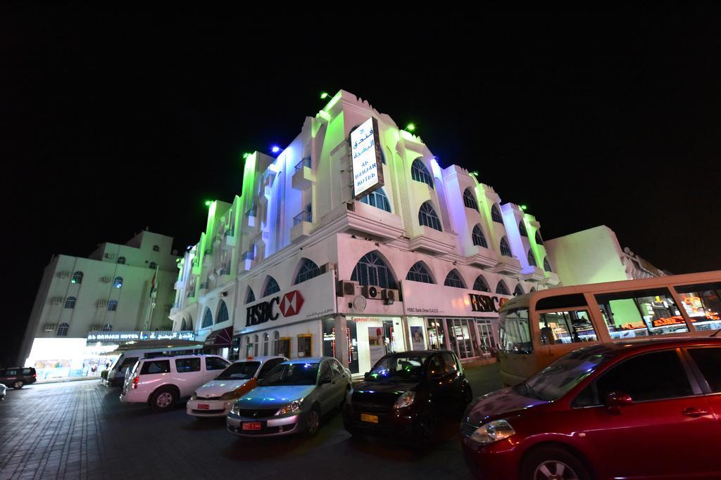 هتل البهجه عمان از هتلهای ۳ ستاره مسقط