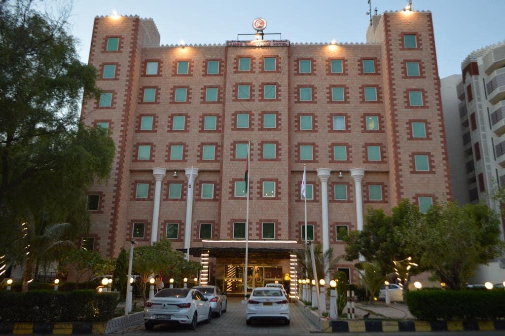هتل رامی گست لاین از بهترین هتل های مسقط