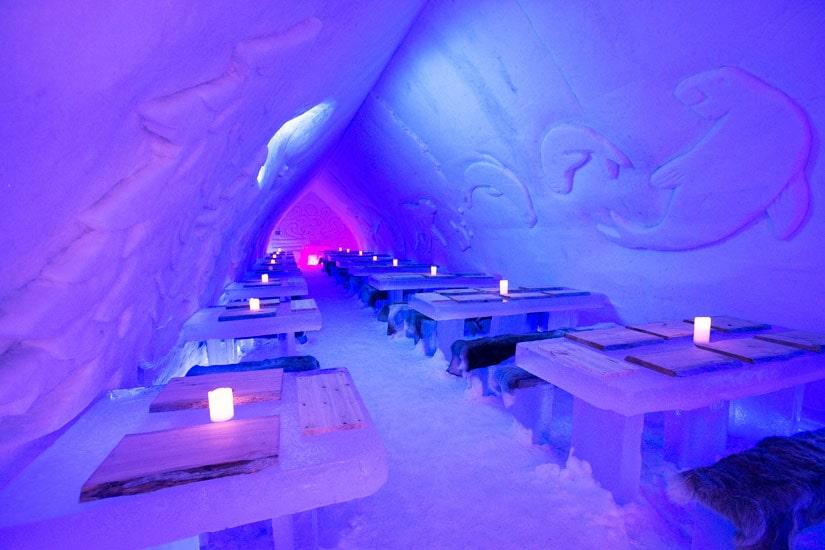 هتل یخی در فلاند