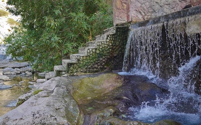 کور الغبا عمان یک مکان زیبای گردشگری در عمان