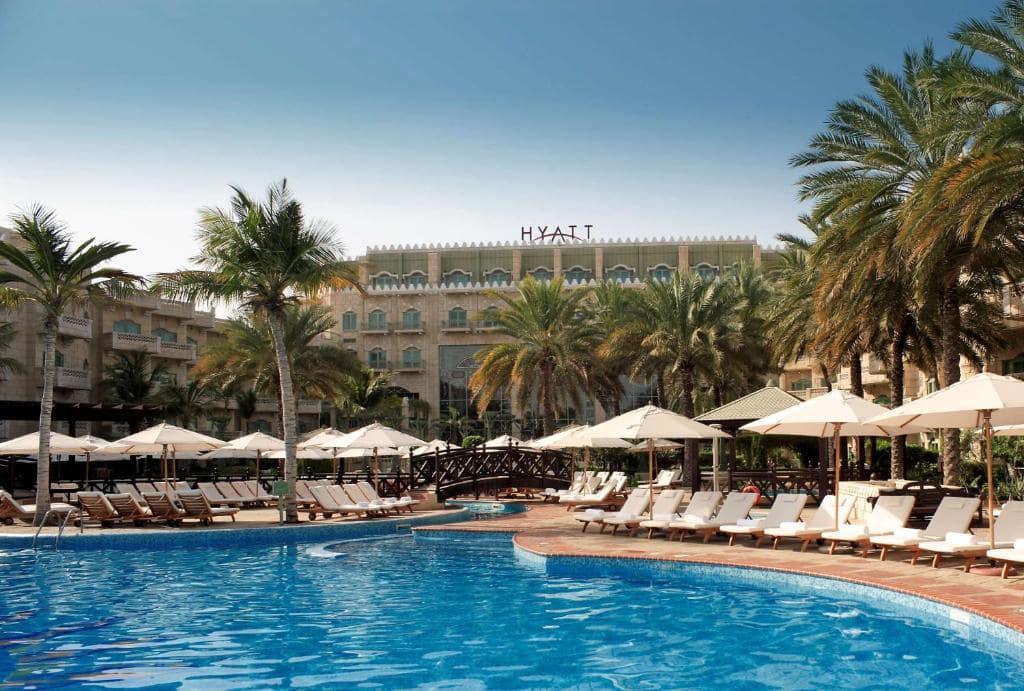 هتل گرند حیات مسقط،عمان