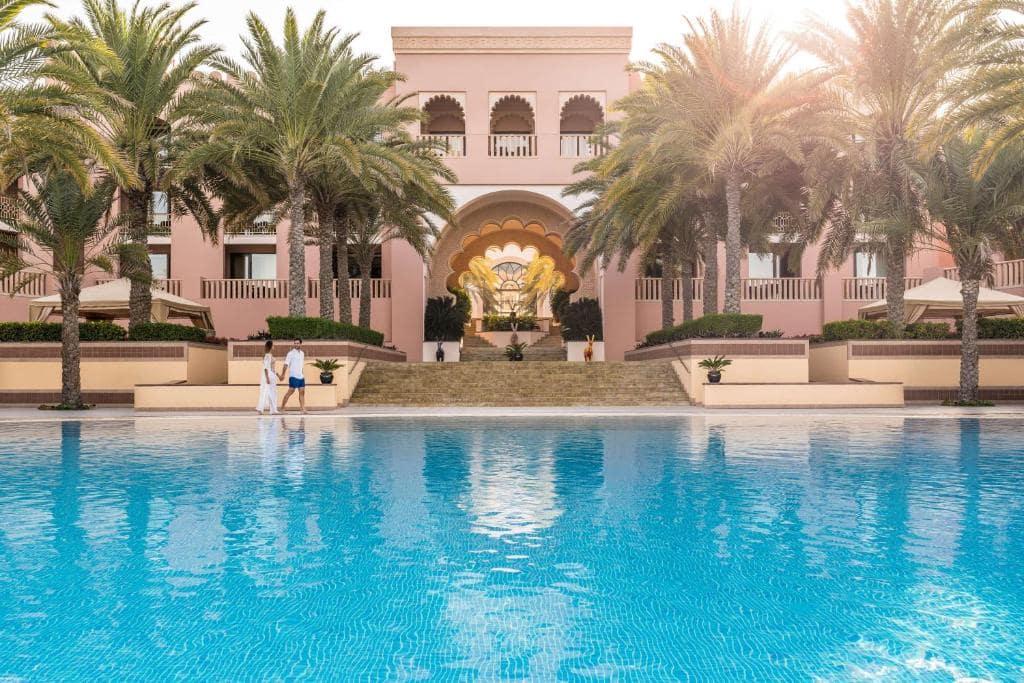 هتل شانگریلا الحسن مسقط از هتلهای لوکس مسقط