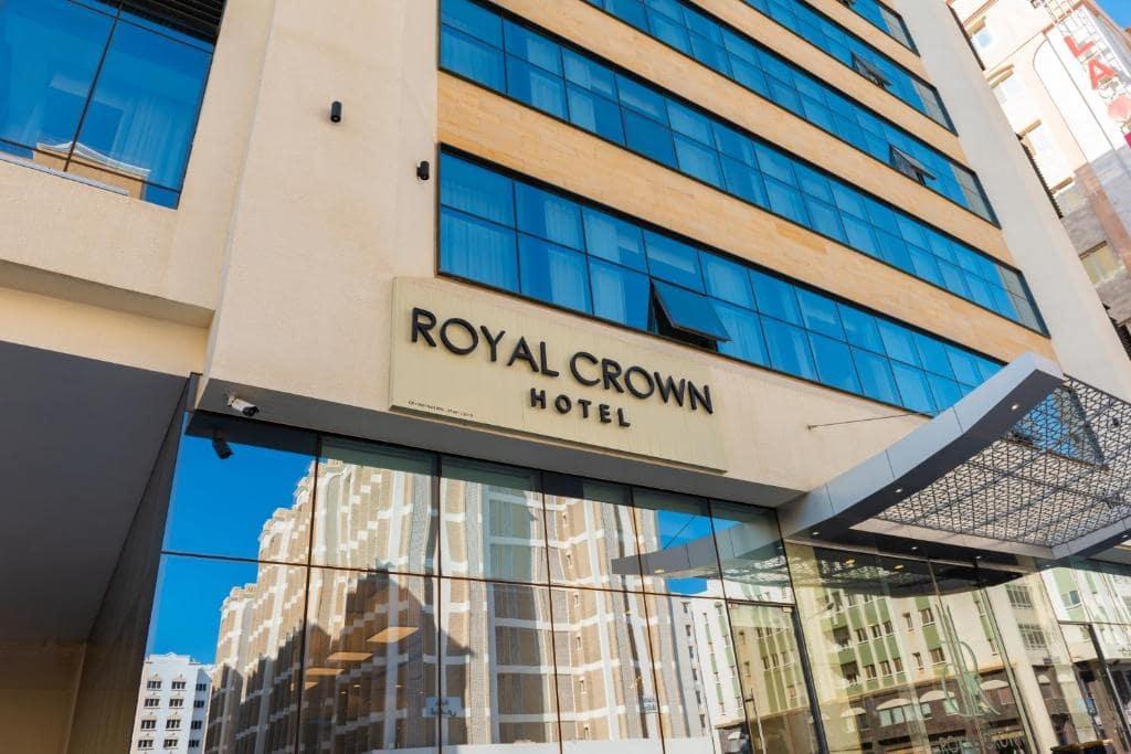 هتل رویال کرون مسقط از هتل های سه ستاره عمان